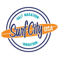 Surf City Marathon and Half Marathon logo