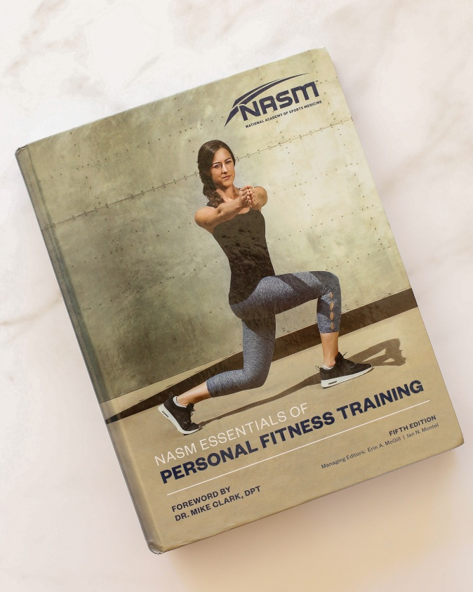 Passing The Nasm Certified Personal Trainer Exam Becky Lives Healthy
